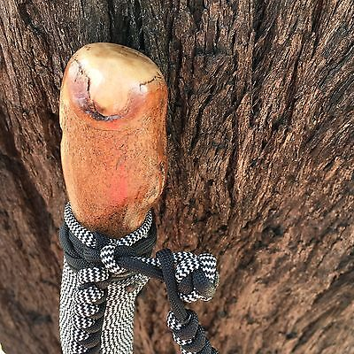 "Walking, Trekking, Hiking Stick ""one Of A Kind"" Hand Carved Australian Timber"
