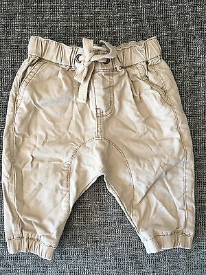 Country Road Baby Boy Chino Pants Beige Size 00