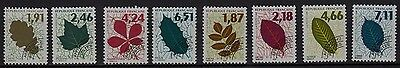 111C**Timbres-Préo Neufs**MNH**TBE (gomme) 1994-1996 ns°232-239
