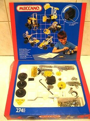 Meccano Construction Set Number 2