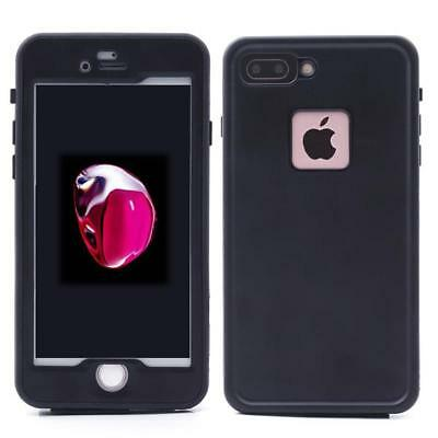 iProtect Ultrathin Water-resistant Outdoor Case for Apple iPhone 7 plus in black