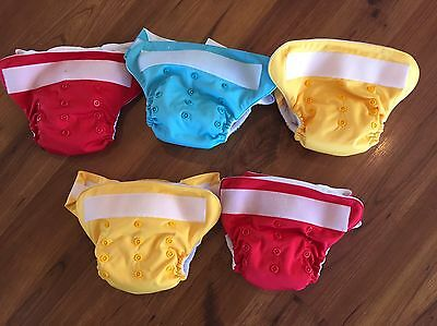 Ones & Twos Modern Cloth Nappies MCN diaper + soakers