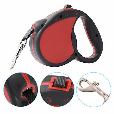 5M Automatic Retractable Pet Dog/Cat Traction Rope Walking Lead Leash 3Color