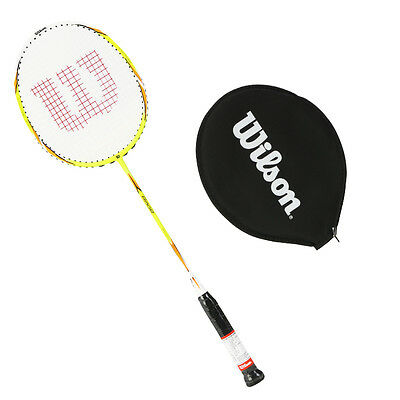 Wilson Rage Badminton Racket Volt, Orange WRT8720301