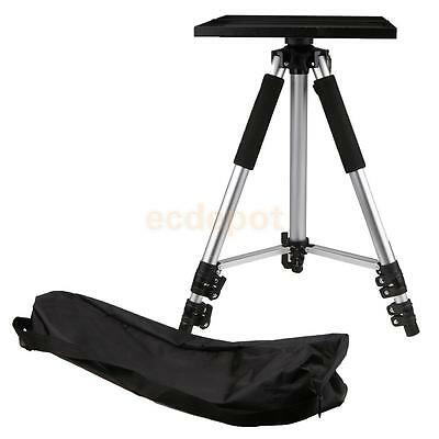 Adjustable Flexible Portable Projector Tripod Mount Holder Stand with Tray#1