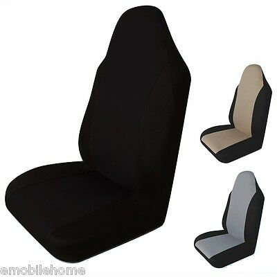T21554BK Car Front Seat Cover 1 Piece Packing Waterproof Auto Cushion Protector