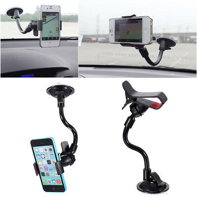 Universal Car Windshield Windscreen Dashboard Holder Mount Phone GPS PDA Stand