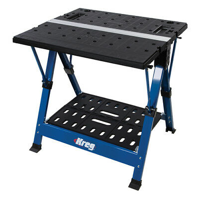 Kreg Mobile Project Centre Workbench Workstation Strong Woodworking  483159