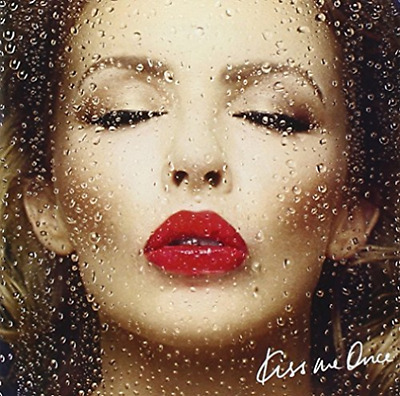 Kylie Minogue Kiss Me Once Deluxe KYLIE MINOGUE Kiss Me ...