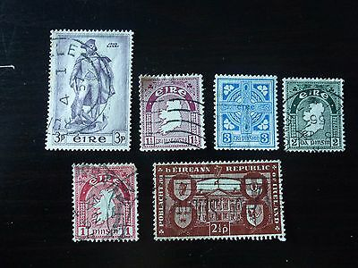 Timbres Eire