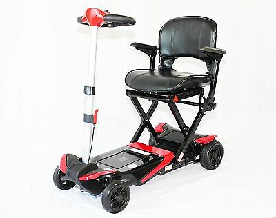 Solax Mobility Scooter Transformer