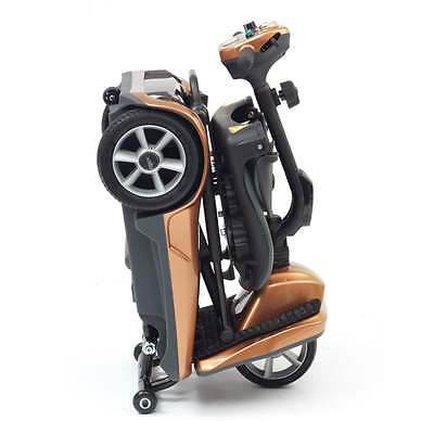 New Automatic Electric Folding Portable lightweight Mobility Scooter. Cooper
