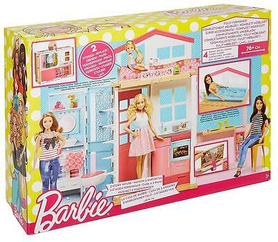 Mattel Barbie - 2 Story House (Dvv47)
