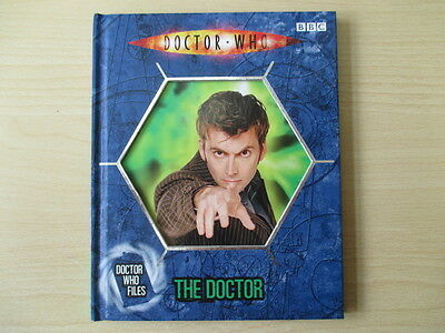DOCTOR WHO - Doctor Who Files 1 - The Doctor - Who is the tenth Doctor?