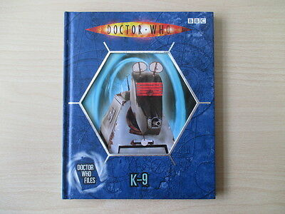 DOCTOR WHO - Doctor Who Files 6 - K 9 - Who is K 9 ?