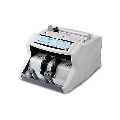 Pyle Banknote Bill Counter Digital Cash Money Automatic Counting Machine (PRM...