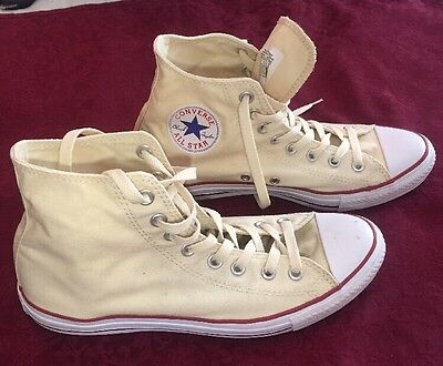 Converse Men's Size 9 / Womens 11 Chuck Taylor All Star High Canvas Sneakers