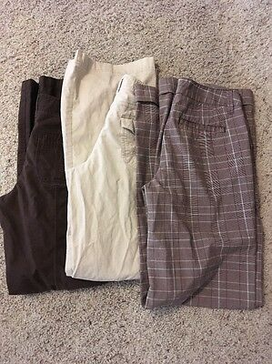 Girls Pants By Justice Size 14 Lot Of 3 Pair
