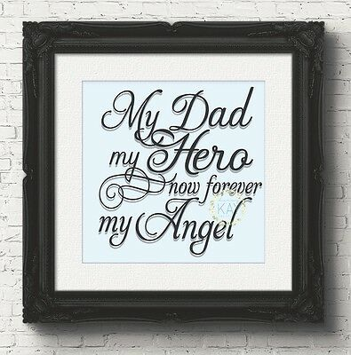 6 x Daughter My Hero Now Forever My Angel Bauble Vinyl Decal Stickers 205