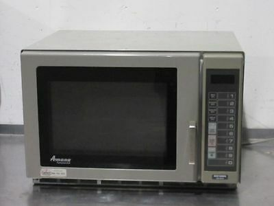 Amana Rcs10Mpa Commercial Microwave Oven