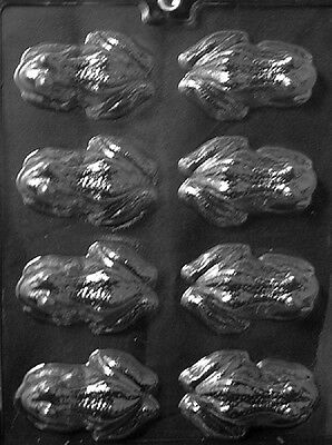 A126 Frog Chocolate Candy Mold with Instructions