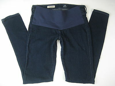 AG Adriano Goldschmied Maternity Jeans The Legging Super Skinny Size 27 XS