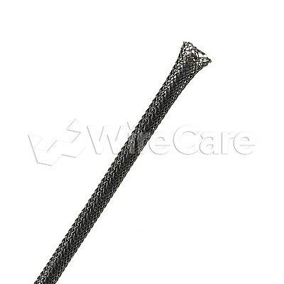 "CNN0.13BK - 1/8"" - Conductive Plastic Sleeving - Black - 10 Ft Cuts"