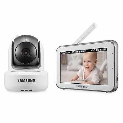 Samsung BrightVIEW Digital HD Video Baby Cam and Monitor. 5-Inch Color Touch