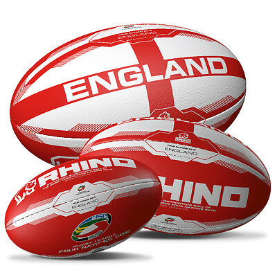 Official England Supporters Rugby Rugby Ball | 4 Nations