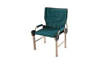 Disc O Bed Chair Green Outdoor Camping Stuhl US Army Military Freizeit Green