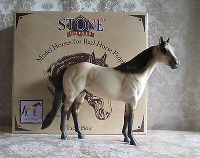 Peter Stone # 9962 Definetly a Dunnit  ISH Long Mane & Tail C. Liddy Collection