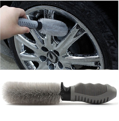 Auto Wheel Tire Rim Brush Wash Cleaner Tyre Brushes for Car
