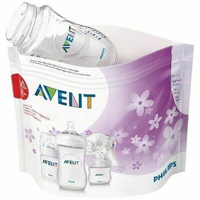 AVENT (Philips) Microwave Steam Steriliser Bags