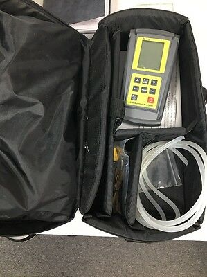 "TPI 709 Combustion Efficiency Analyzer Kit ""MINT"""
