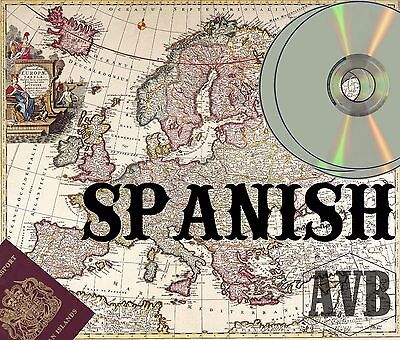 Spanish Language Audio Lessons by Foreign Service Institute - OVER 90 HOURS