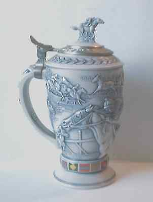 "Avon 1992 ""winner's Circle"" Beer Stein"