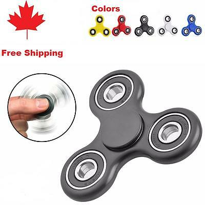 Fidget Hand Spinner Tri EDC Toys Stress Relief Games For kids Adults Fast ship