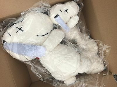 Uniqlo Kaws Snoopy Peanuts Plush Plushie Toy Set Small Large Brand New Package