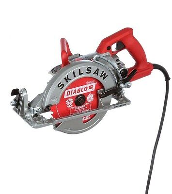 SKILSAW 15 Amp Corded Electric 7-1/4 in.Drive Circular Saw 24-Tooth Power Tool