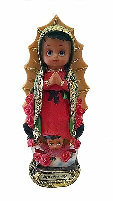 """Our Lady Of Guadalupe Baby Kids Religion & Spirituality New 8"""""""