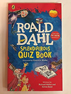 Splendiferous Quiz Book - by Roald Dahl