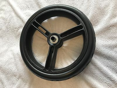 Genuine Mountain Buggy Aerotech Front Wheel fits Swift Duet Mini Never Flat