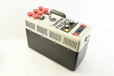Norman P2000D Studio Strobe Lighting Power Pack TESTED AND WORKING