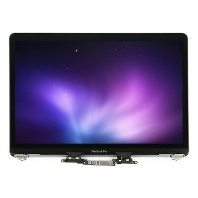 """New LCD Display Screen Assembly For MacBook Pro 13"""" A1706 A1708 2016 2017 Gray"""