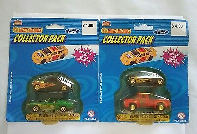 mighty machines ford diecast cars