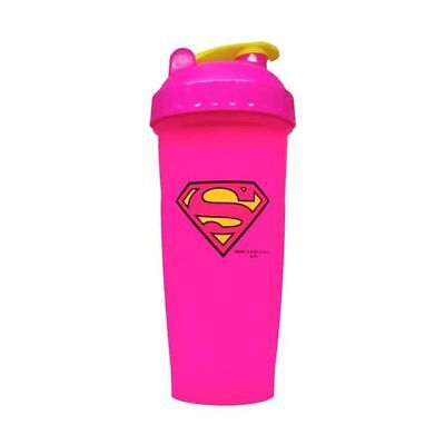 Perfect Shaker Hero Series Supergirl Shaker Cup 800ml Shaker bottle Protein Mix