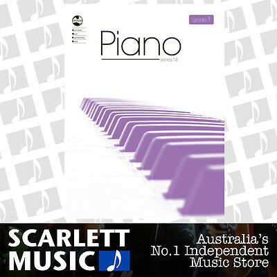 AMEB Piano Grade 1 Series 16 Book *BRAND NEW*