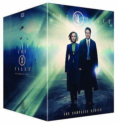 The X-Files - Collezione Completa (10 Stagioni - 62 DVD) - ORIGINALE SIGILLATO -