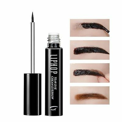 Peel-off Eyebrow Tattoo Tint Brow Gel Waterproof Long lasting Tinted Eyebrow