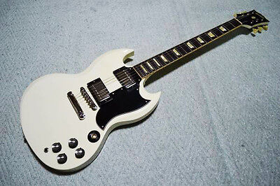Orville '62 Reissue SG Alpine White 90s Vintage Made in Japan Electric Guitar